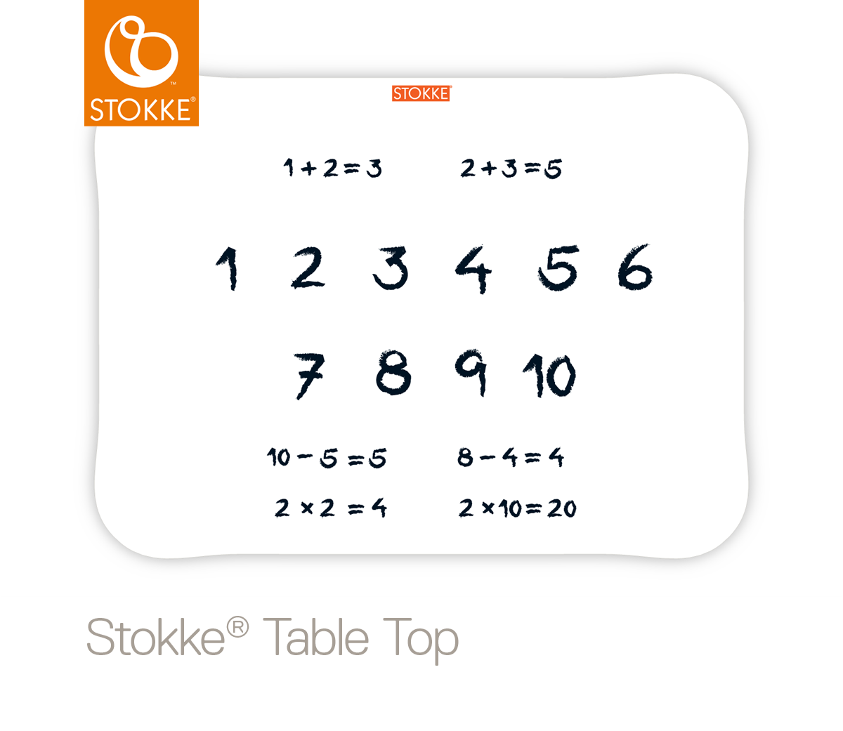 Stokke® Tripp Trapp® Table Top | Baby Plus B.V.
