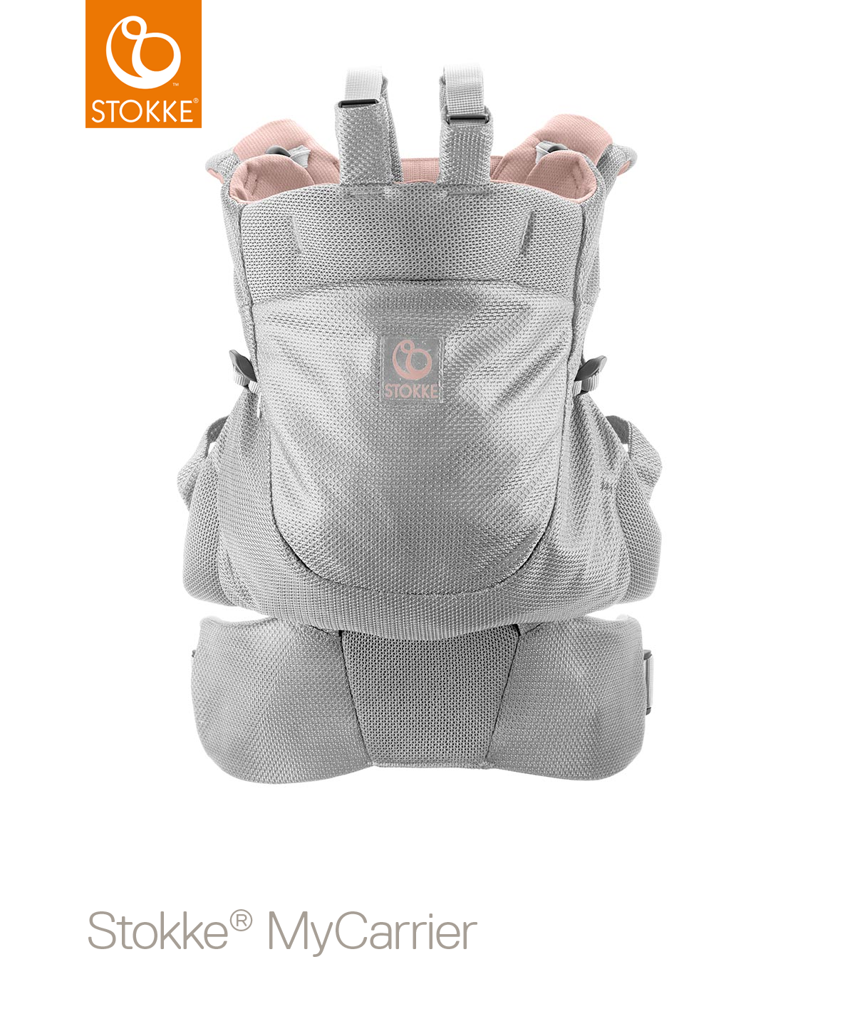 Stokke® MyCarrier™ Buik- en Rugdrager