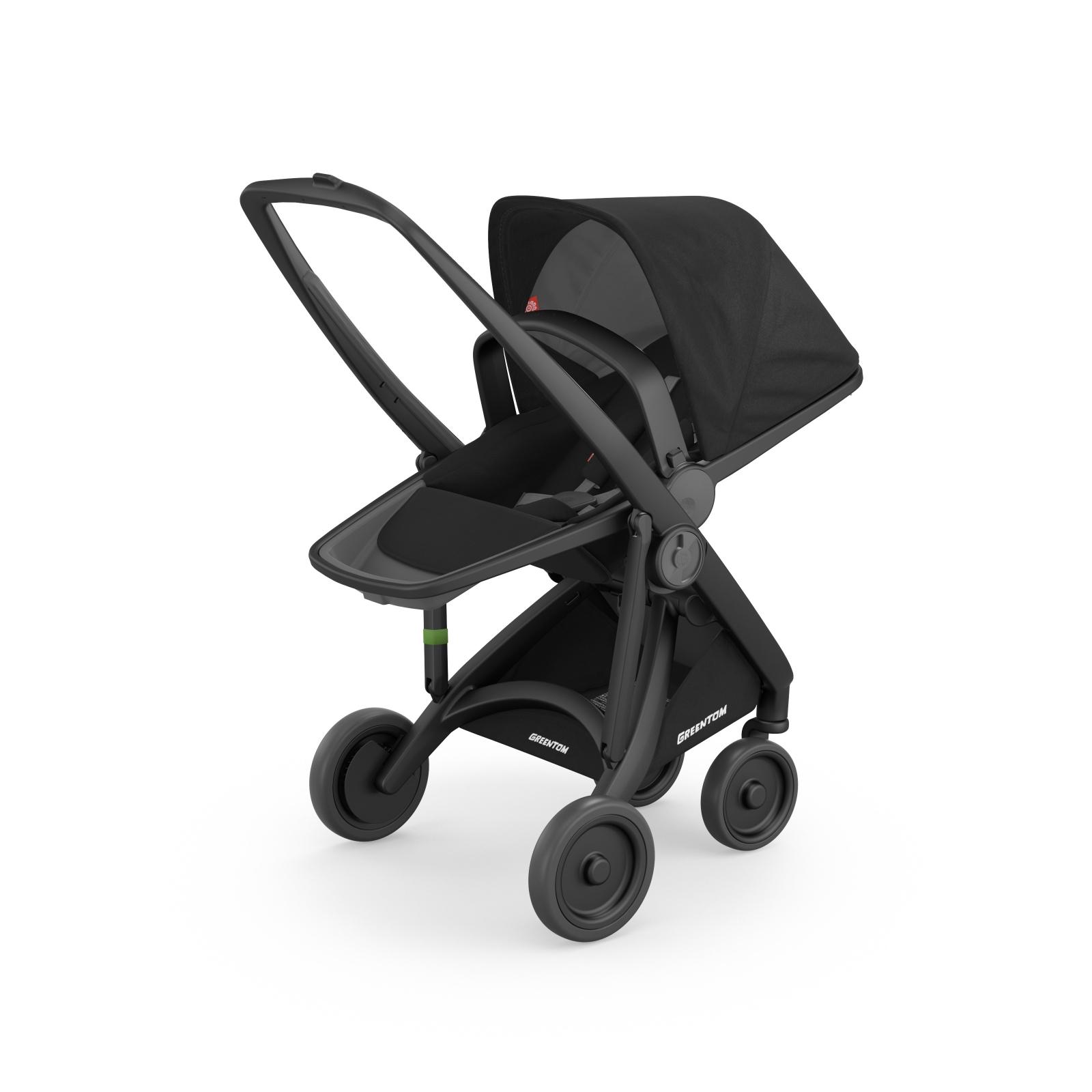 Greentom Upp Reversible Black Chassis
