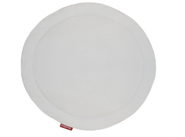 Bopita Rondo Playpen Mat Jersey White
