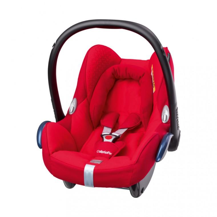 Maxi-Cosi Cabriofix Origami Red