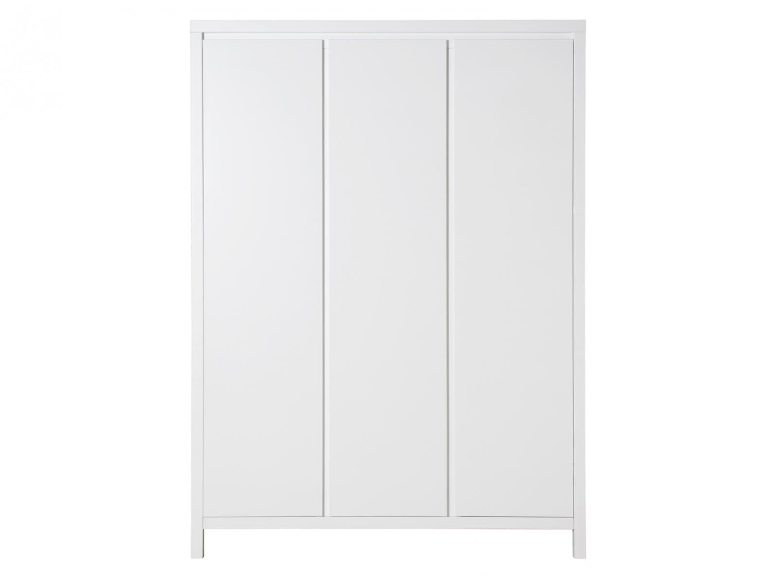 Bopita Corsica 3-Doors Wardrobe