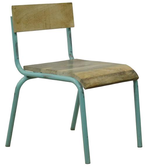 KidsDepot Pure Chair Wood-Metal