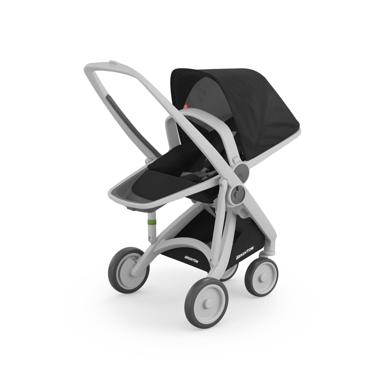 Greentom Upp Reversible Grijs Chassis