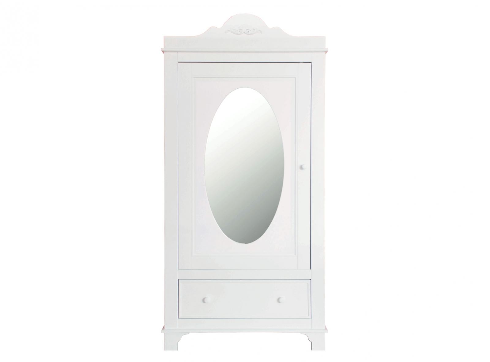 Bopita Romantic Petra Wardrobe 1-Door