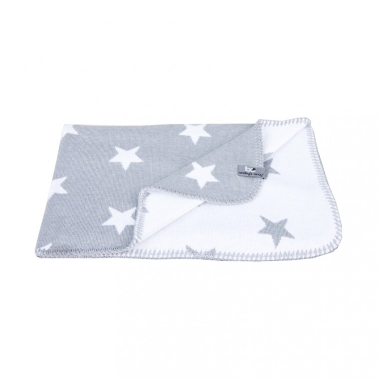 Baby's Only Cot Blanket Star 100 x 135 cm.