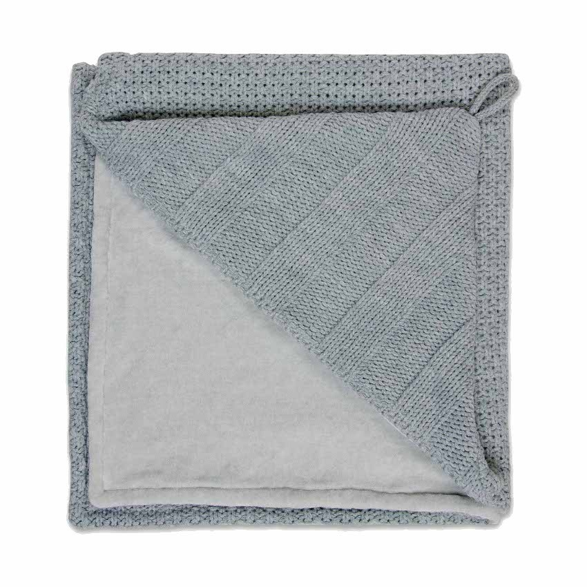 Baby's Only Bathcape Chenille Robust 82 x 82 cm.