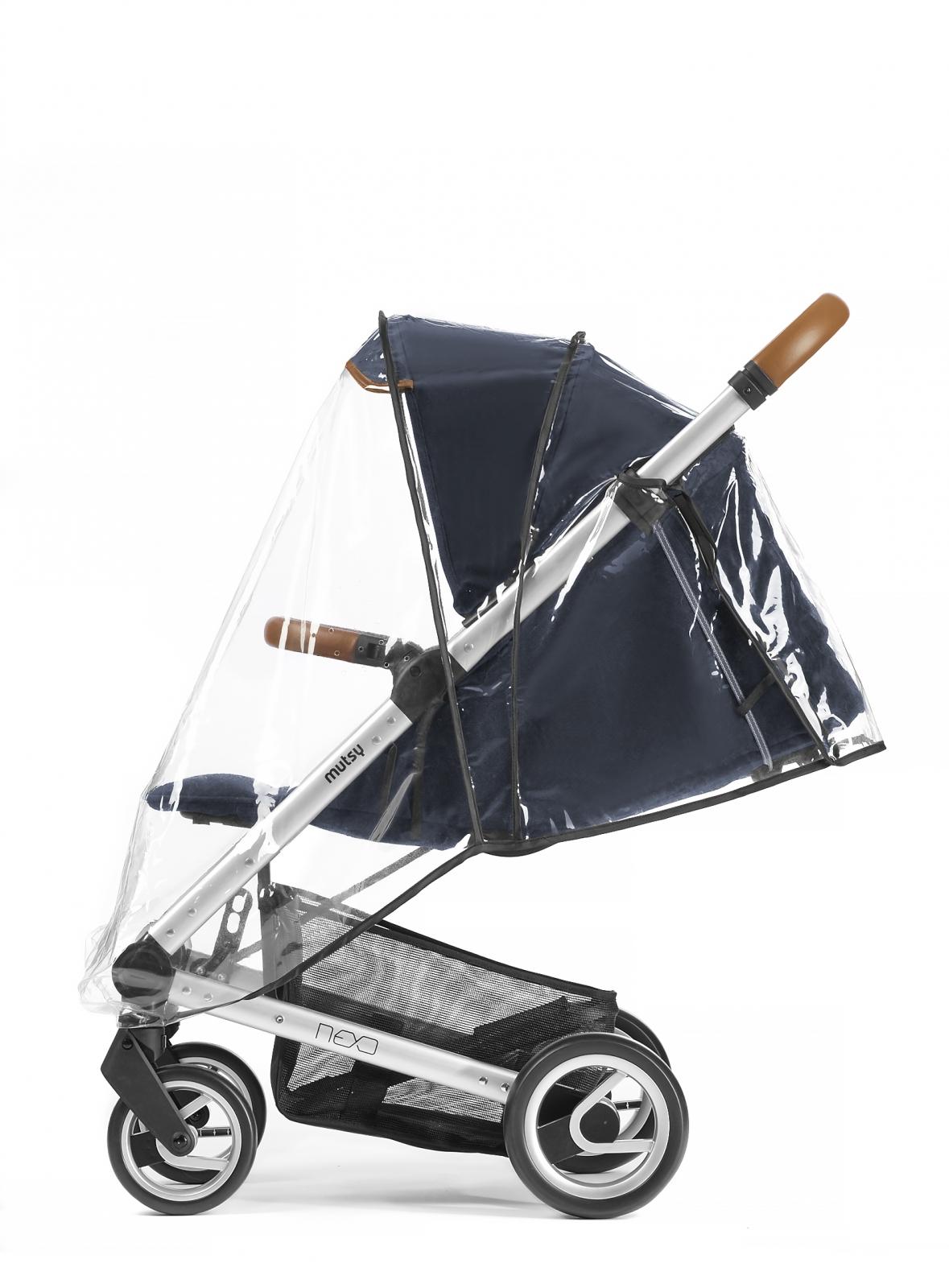 Mutsy Nexo Rain Cover Seat