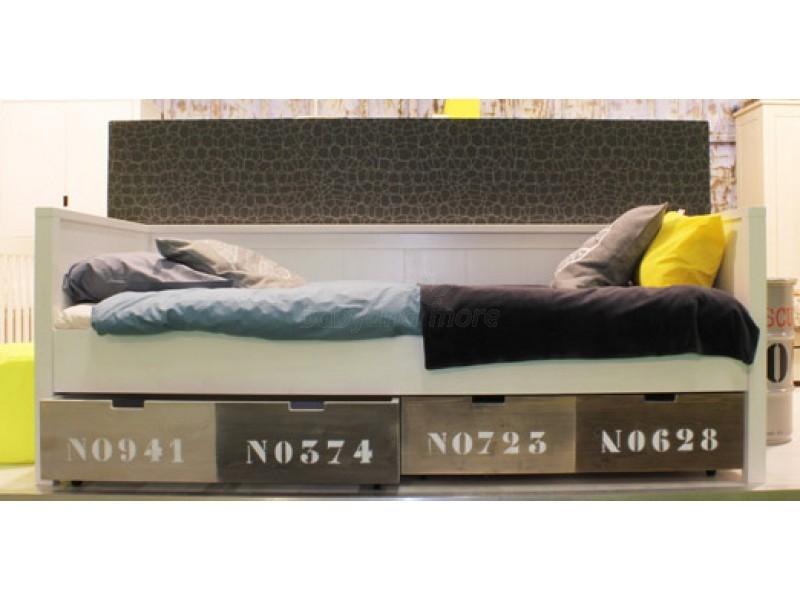 Bopita Basic Wood Bed Drawer 90x100 (1x)