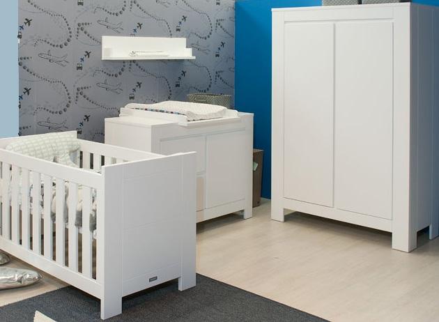 Bopita Bianco Crib 60x120