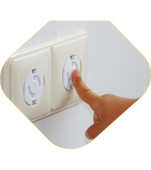 Safety 1st Euro Socket Covers