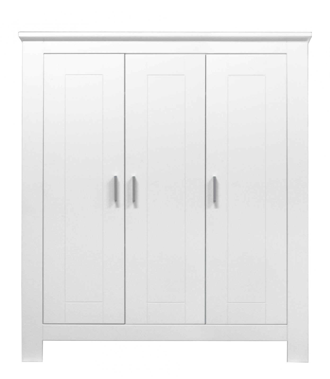 Bopita Cobi 3-Doors Wardrobe