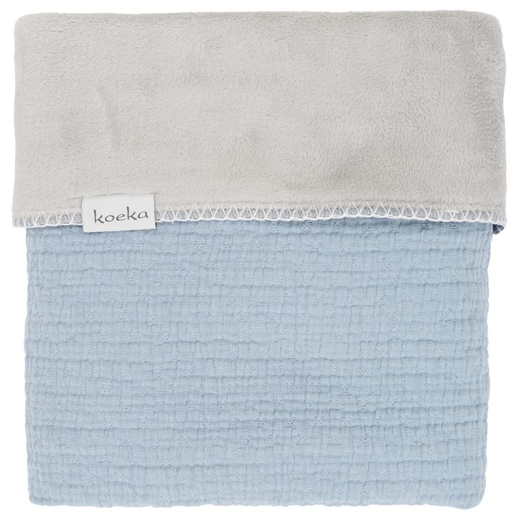 Koeka Cot Blanket Elba Teddy - 100x150 cm.