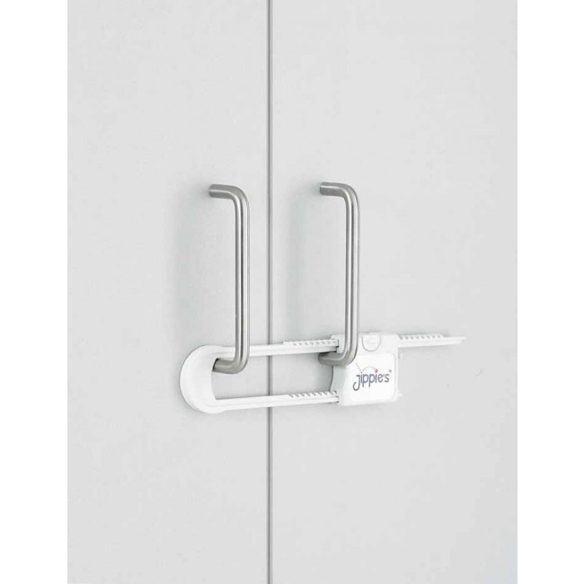 Jippie's Double Door Lock Extra Safe