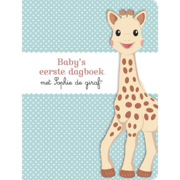 Sophie de Giraf Baby's Eerste Dagboek