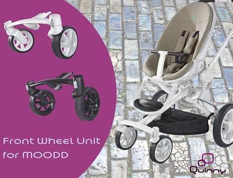 Quinny Moodd 4 Wheel Module