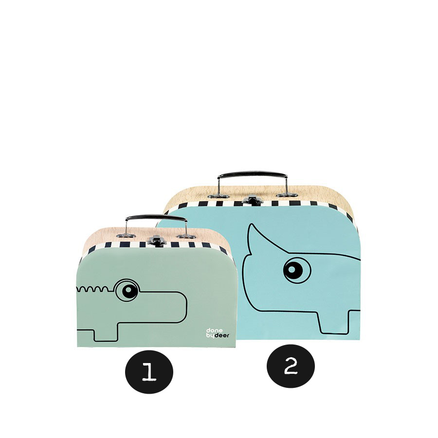Done by Deer Suitcases