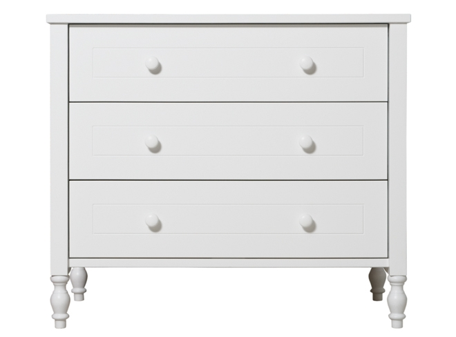 Bopita Belle Changing Table 3 Drawers