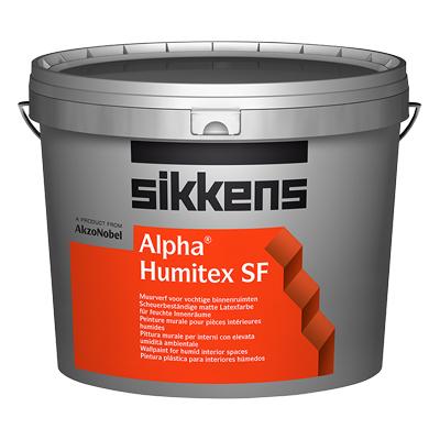 Sikkens Alpha Humitex SF schimmelwerende muurverf 40% voordeliger ...