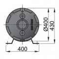Boiler 20 ltr. inhoud WH20C