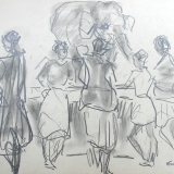 Jan Visser - Bij de olifant