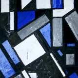 Feiko Wierstra - Abstractie 1962