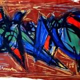 Hans Wiesman - Abstractvoorstelling