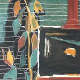 Wiesman - schildersezel en plant