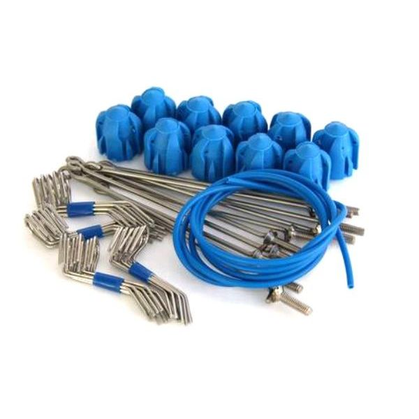 G1004/1 Gemini STD Grip Assembly Kit Long Tail Wires Blue
