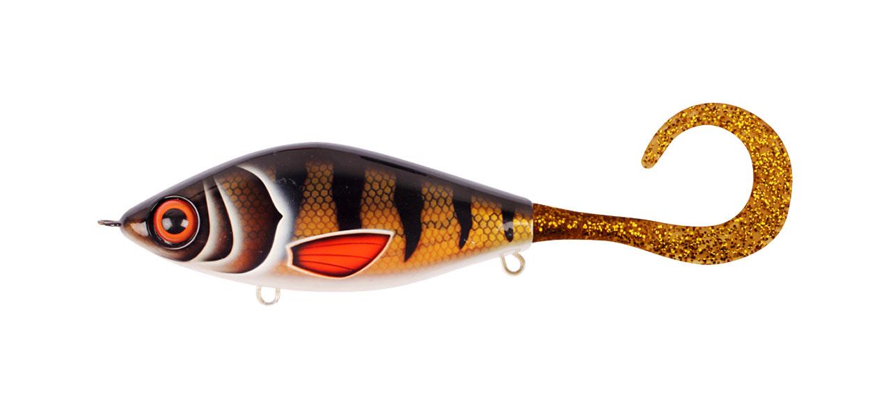 Strike Pro Guppie jr Golden Perch 12cm - 70 gr